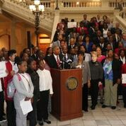 This is the image for the news article titled  Clayton County at the Capitol - February 12, 2018