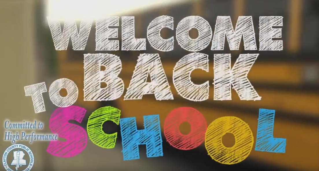 This is the image for the news article titled  Welcome Back: CCPS 2018-19 Day One