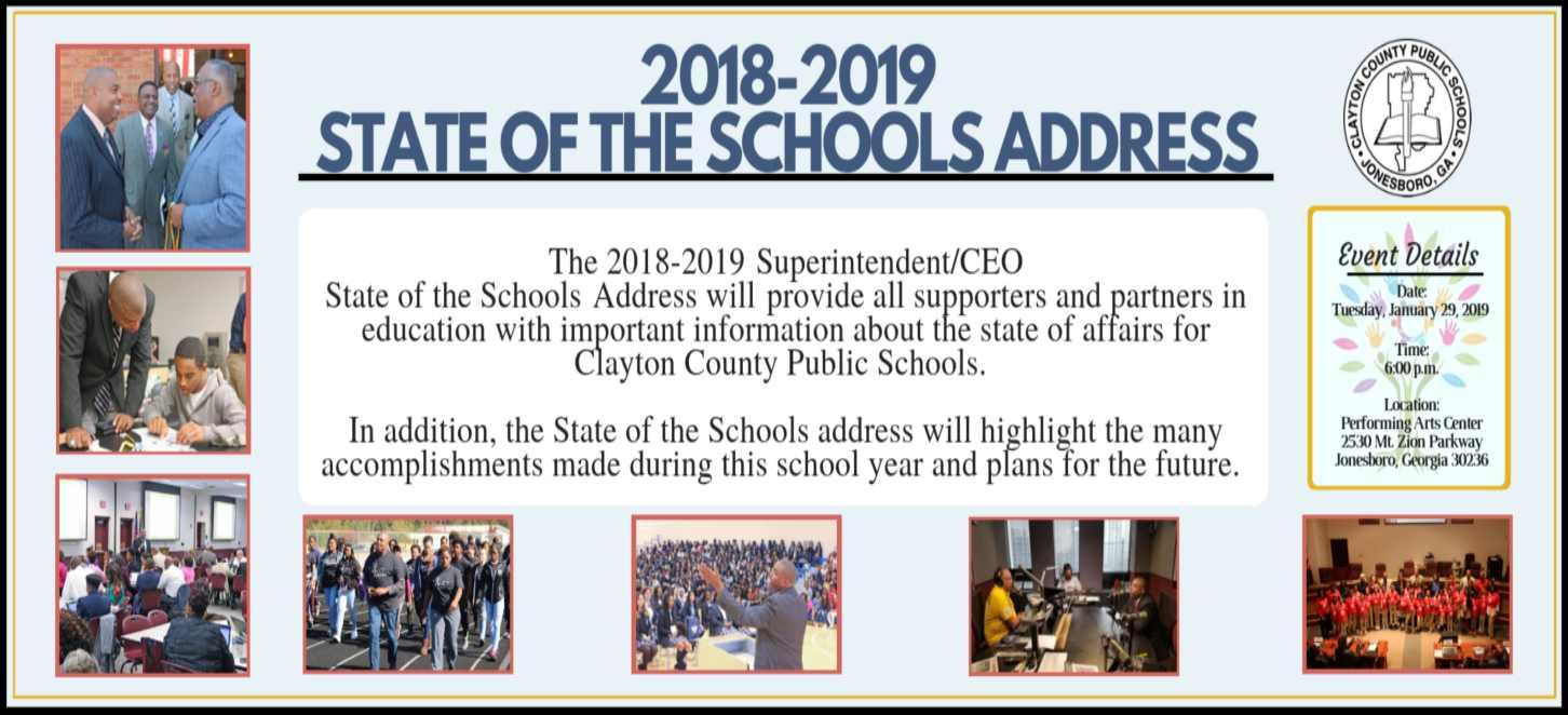 Clayton County Public Schools Ccps