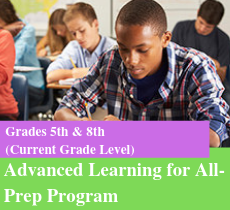 STEM Advance Learning for All 5th & 8th