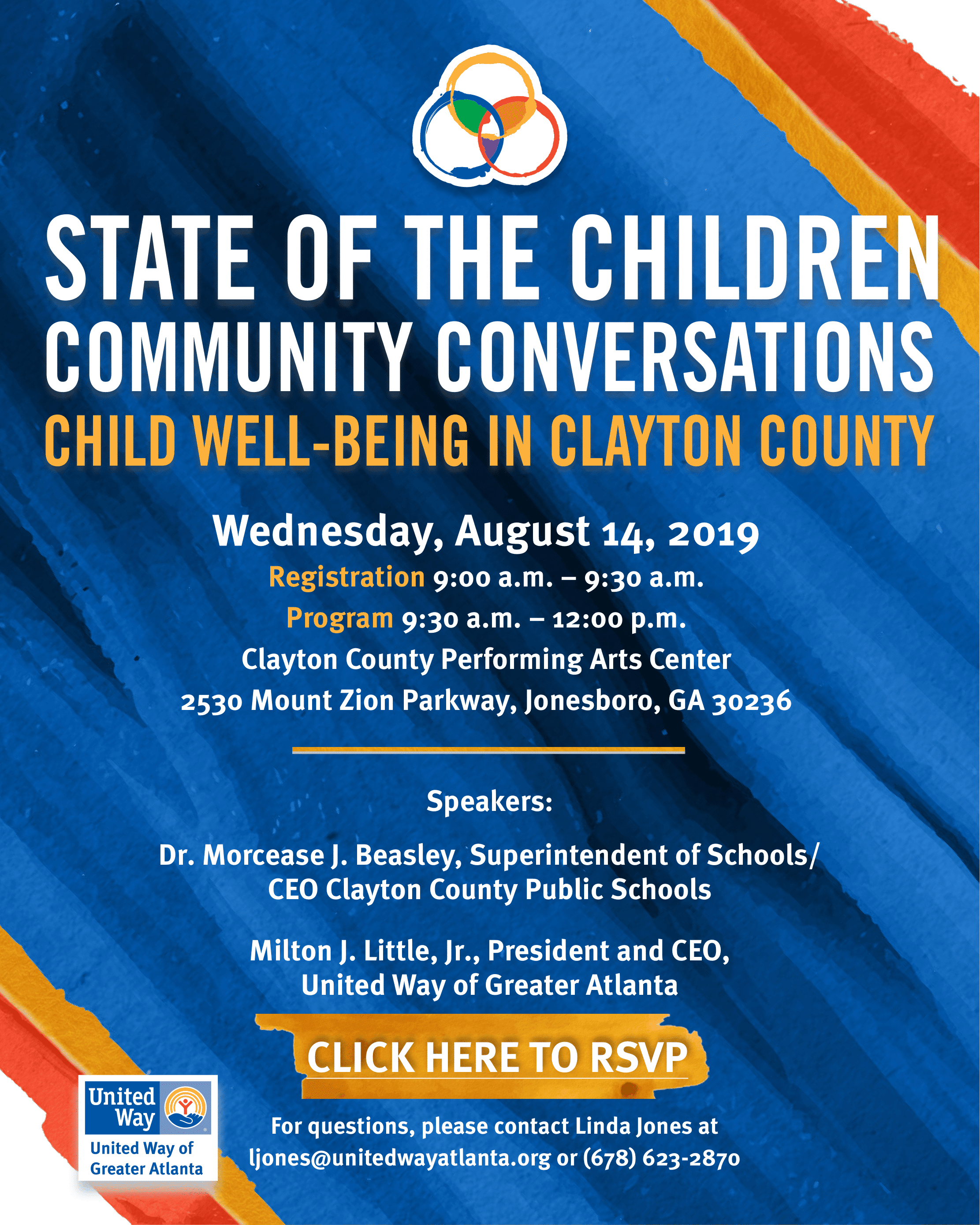 State of the Children Event