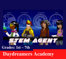Daydreamers STEMCamp
